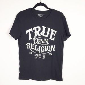 True Religion Graphic Tee sz S